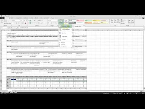 Dylan Does : Conditional Formatting