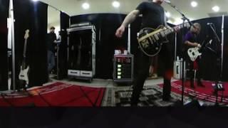 Metallica: Tuning Room 360° (Singapore - 2017)