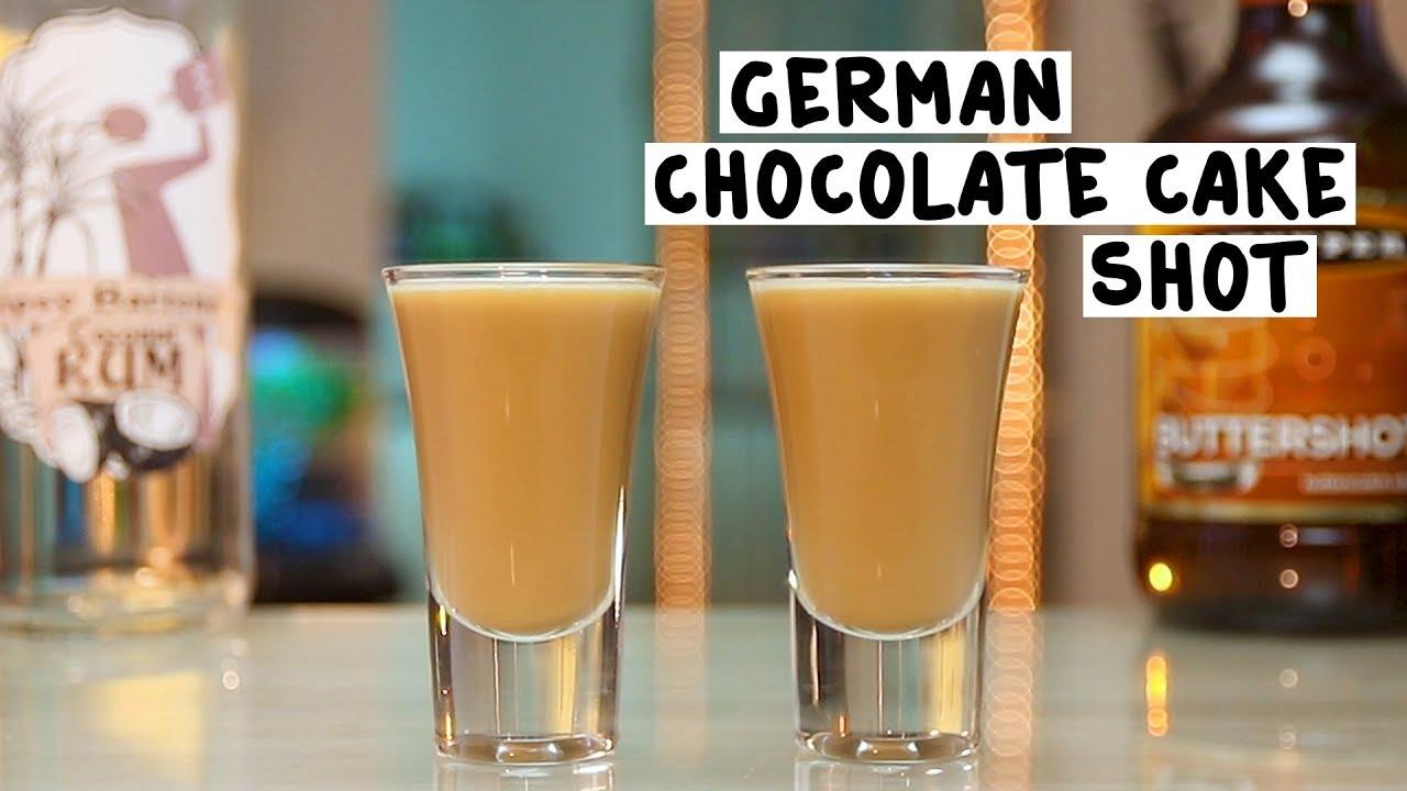 German Chocolate Cake Drink Recipe Jagermeister
