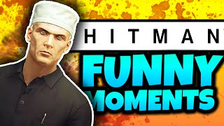 "Hitman Funny Moments! - #2 - ""KILLER CHEF RETURNS!"" - (Hitman Gameplay)"