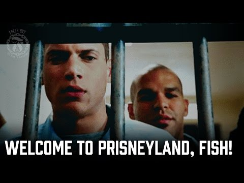 What If Someone Calls You A Fish? - Is It Wig Splitting Time? - Prison Talk 10.9