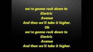 Eddy Grant: Electric avenue with lyrics