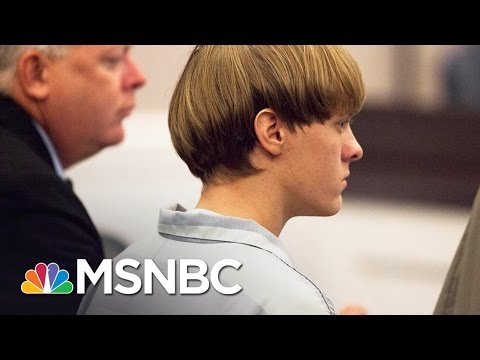 Dylann Roof Sentenced To Death For Charleston...