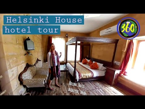 Helsinki House hotel review | 360 VR | 360 Travel Stories