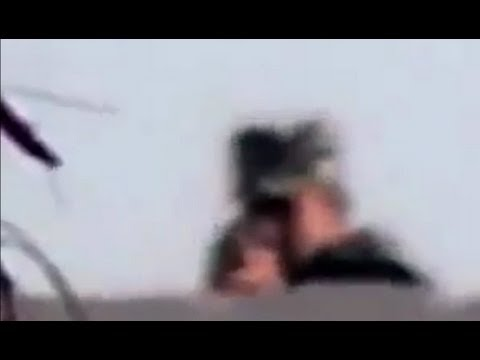 Egypt protest 2013: Video journalist films own death from sniper shot