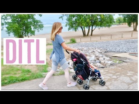 DAY IN THE LIFE OF AN ACTIVE MOM + FAMILY ☀️ | UPDATE ON MY DAD | 2018