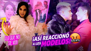 ESTO NO SALIÓ EN EL VIDEO OFICIAL 😱 DE NO SEAS CELOSO / Kimberly Loaiza