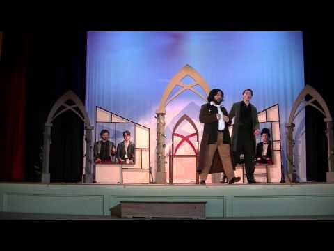 Ruddigore - Act 2 Scene 1 - I once was a meek
