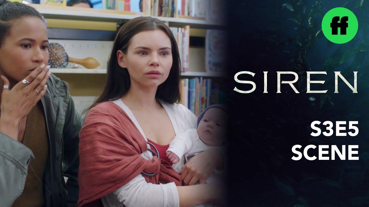 Download Siren Season 3, Episode 5 | Ryn & Maddie Go To A Parenting Class | Freeform