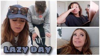 lazy day - (but productive ok) VLOG