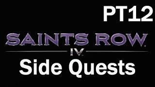 Saints Row 4 - Side Quests - Part 12 - Gateway
