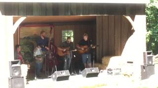 John EZ and The Gigolos - I Thought I Heard You Call My Name - Lanchester Fiddlers Picnic 8-15-2015
