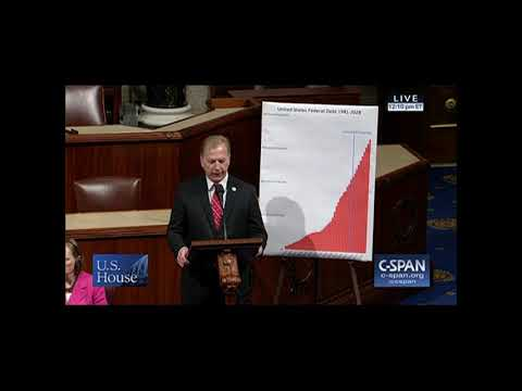 Rep. Kevin Hern delivers first speech on the House floor