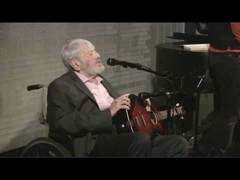 Theo Bikel's Final Farewell (at the YIVO Institute)