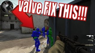 CS:GO - Is it that easy to fix a legit hack?!? (Sadly yes) 0016.11.10