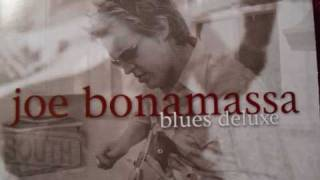 "Bonamassa ""Long Distance Blues"""