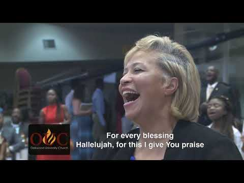 Total Praise/For Every Mountain - Oakwood University Church Praise Team