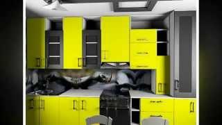 дизайн кухни 12 кв м, компановка фасадов(Дизайн кухни как и любого интерьера и комнаты начинается с задумки или начинается с эксперимента над разли..., 2015-06-23T15:08:48.000Z)