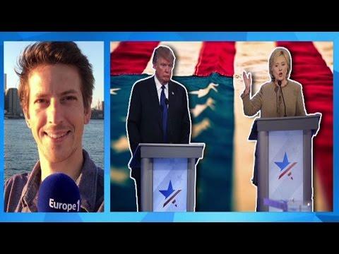 Hillary Clinton et Donald Trump : comment ont-ils préparer leur premier débat ?