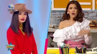 """Bravo, ai stil! All Stars (06.03.2018) - Marisa, criticata de jurati: """"Trebuia sa renunti la maleta"""" Video"""
