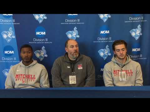 Mitchell College Men's Soccer Press Conference