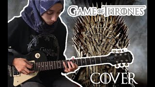Game of Thrones Theme Guitar Cover видео