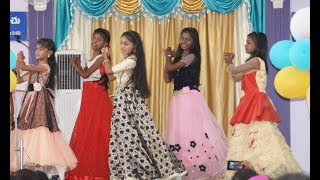 ఒక దివ్యమైన సంగతితో .| | Sunday School Childrens Dance  | |IGM 33yrs Aniversary Celebrations 2018