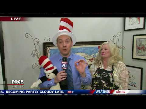 Roswell gallery celebrates life & art of Dr. Seuss