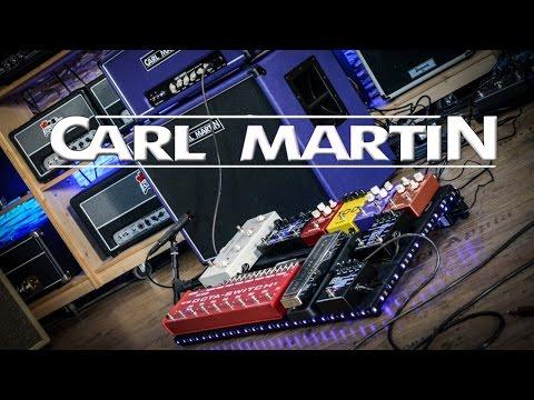 Carl Martin Pedal Board Build - we are building an ALL CM Board !!!