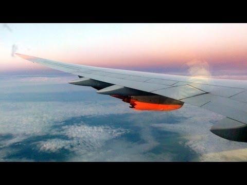 Flying Lufthansa Boeing 747-8 from Hong Kong to Frankfurt (part 2)