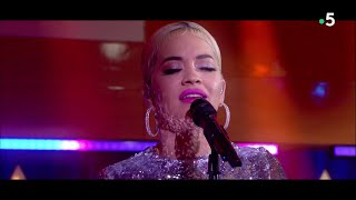 """Let You Love Me"" (live) Rita Ora - C à Vous - 21/12/2018"