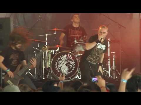 Aborted - Ophiolatry On A Hemocite Platter (Live HQ)