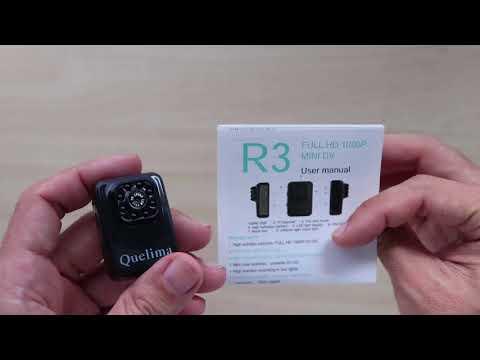 Quelima R3 Mini Action Cam (Review)