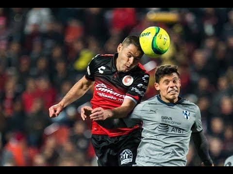Xolos 1-1 Rayados   Cuartos de final ida   Liguilla MX