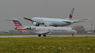 Ultimate Summer Spotting at Toronto (YYZ) - August 3rd 2014