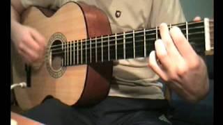 Фрагмент видеокурса игра на гитаре боем.wmv