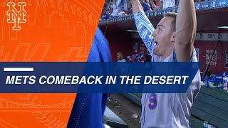 Brandon Nimmo and Asdrubal Cabrera hit back-to-back homers in the 9...
