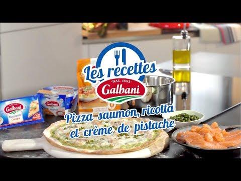 pizza-saumon,-ricotta-et-crème-de-pistache---recette-de-pizza-|-galbani