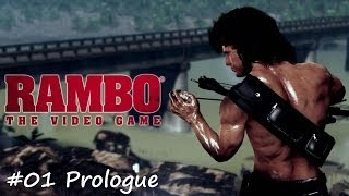 Rambo: The Video Game - Level 01 Prologue (1080p HD) - PC - DVDfeverGames