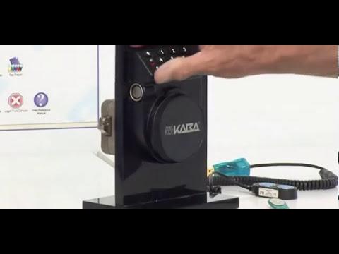 Official KABA MAS Auditcon 2 Safe Lock Series Demo Model 552