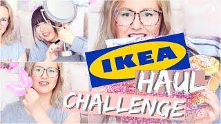 IKEA HAUL Challenge | ViktoriaSarina