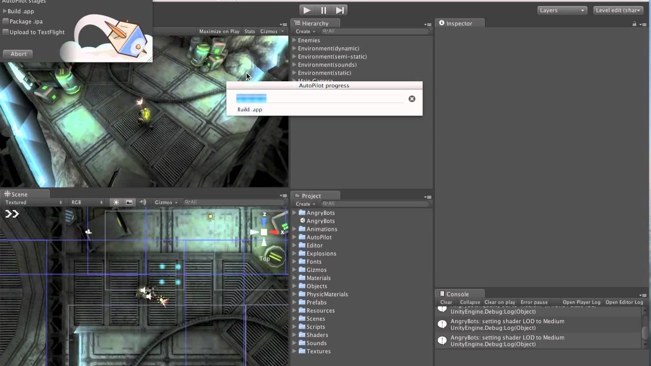 AutoPilot for Testflight 1 0 (deploy iOS builds via cloud