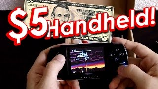 THE $5 HANDHELD REVIEW!!