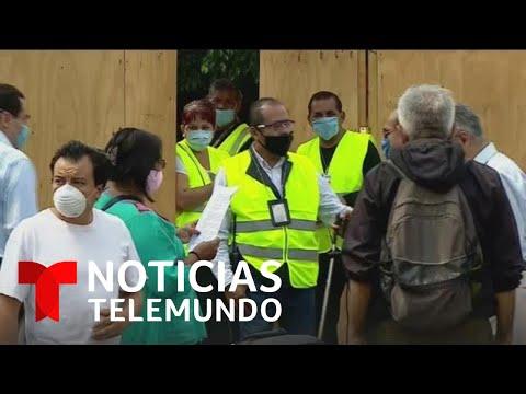 Experta advierte que COVID-19 se salió de control en México | Noticias Telemundo
