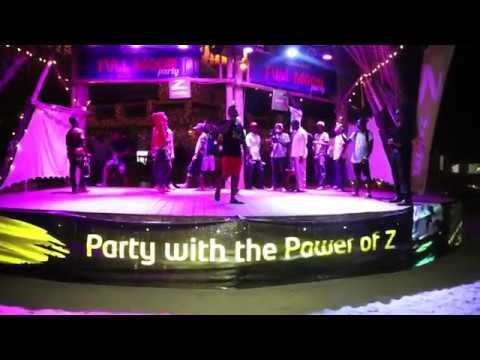 Shetta full Moon Party Kendwa Rocks Zanzibar Live Perfomance