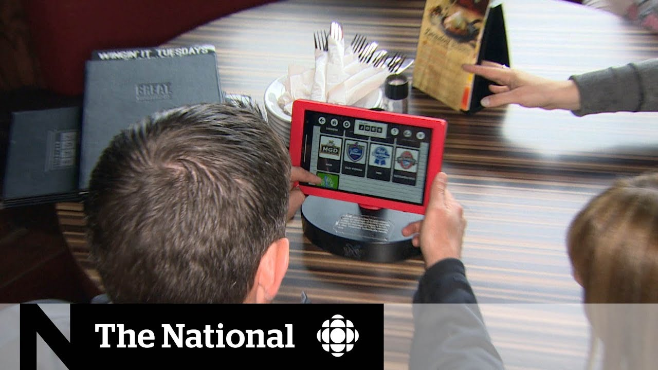 Canadian food industry turning to technology to fill labour gaps