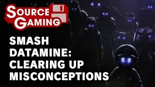Smash Ultimate Datamine: Clearing Up Misconceptions
