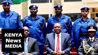 Kenya to IMPORT the New Blue Police Uniforms from CHINA?