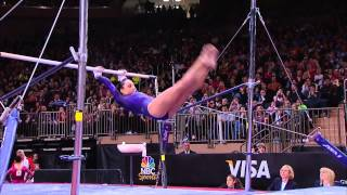 Jordyn Wieber - Uneven Bars - 2012 AT&T American Cup