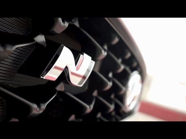 [Hyundai N] Driving Trailer II. : i30N